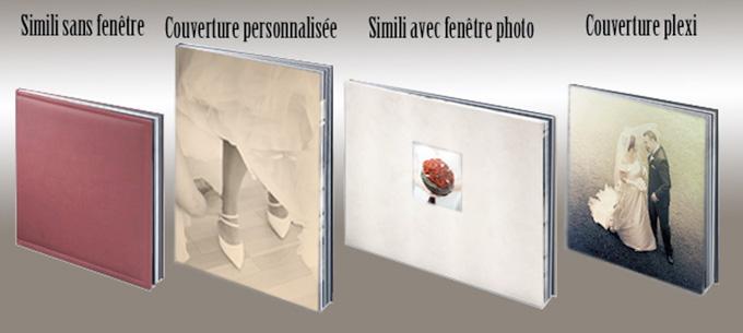 livre album de reportage mariage variantes de couvertures - Jingoo Photo Mariage